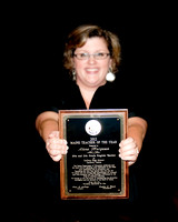 Teacher Of The Year 2012 A. Margeson